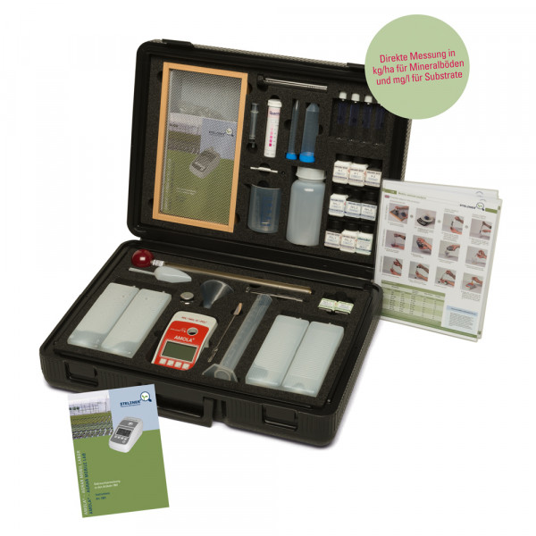 Preview: AMOLA® AGRAR MOBILE LAB with accessories