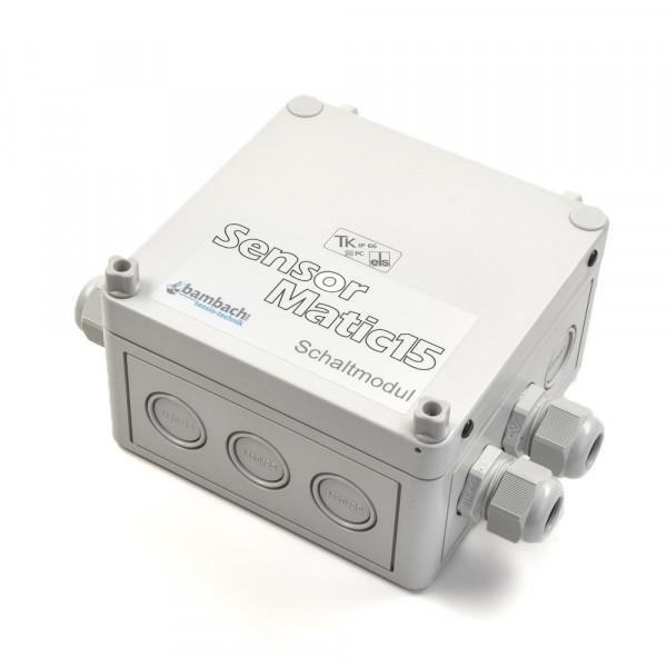 Vorschau: SensorMatic15