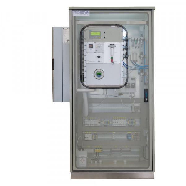 Rauchgas-Betriebsmessung
