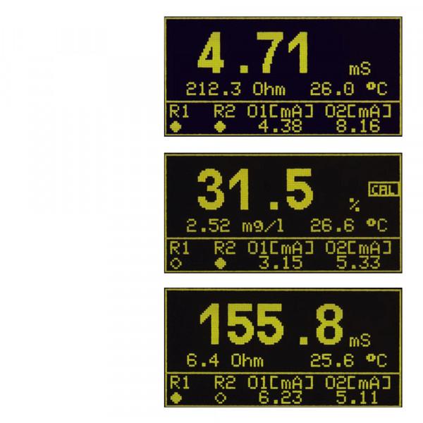 Vorschau: Einkanal-Messumformer MV50XX