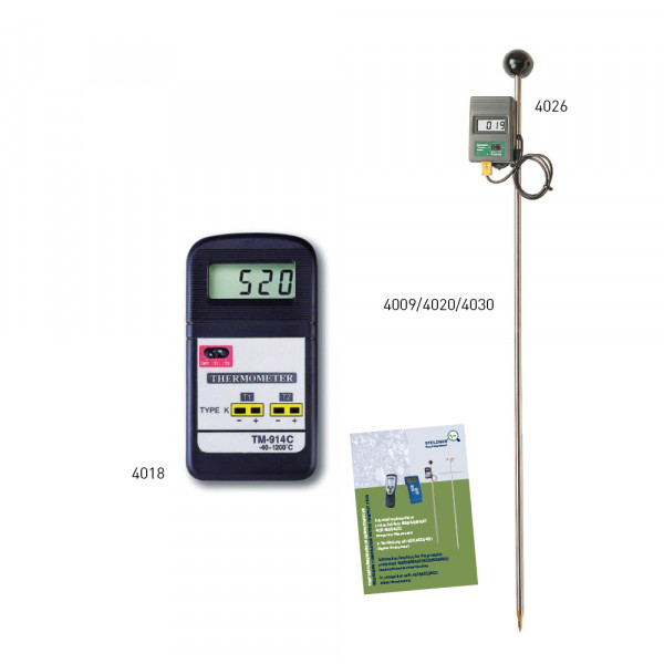 Preview: Digital thermometer