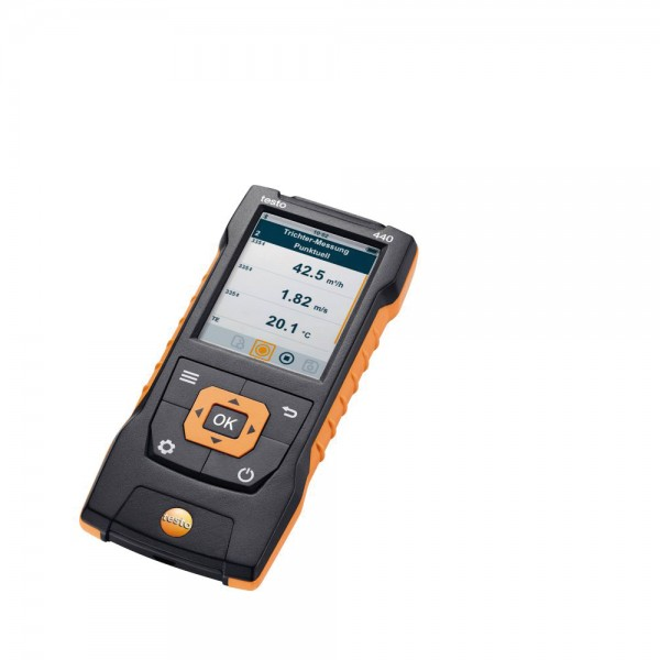 Vorschau: Kohlendioxid- / Klimamessgerät mit Bluetooth