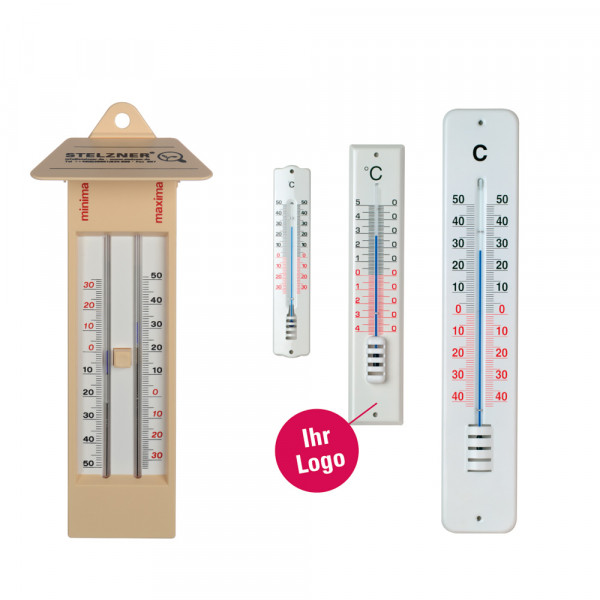 Preview: Gardener thermometer